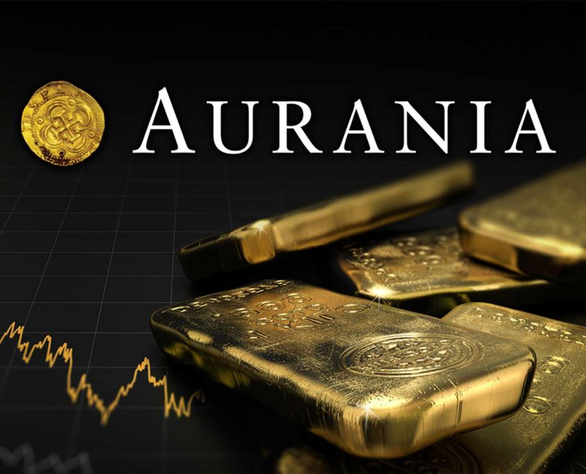 Aurania Resources gold stock price