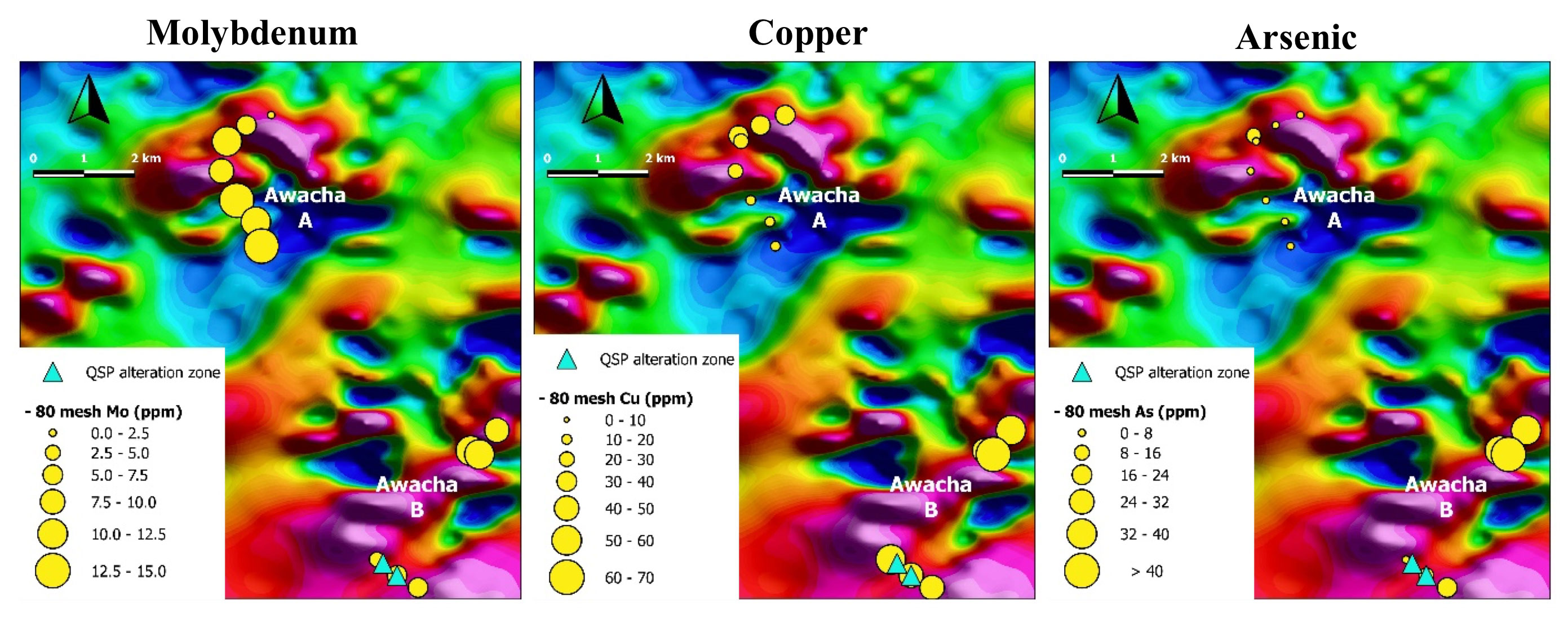 a study of copper and molybdenum resources Study compares mental health and well being of veterinarians and general  resources abbreviations  the interactions associated with copper, molybdenum,.